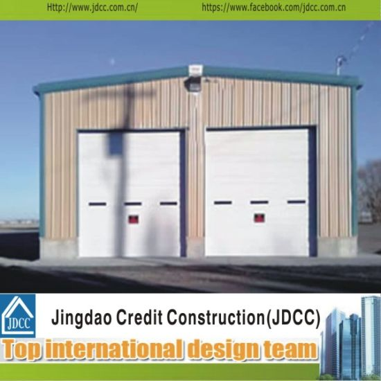 China Design Low Cost Prefabricated Car Garage - China Steel ...