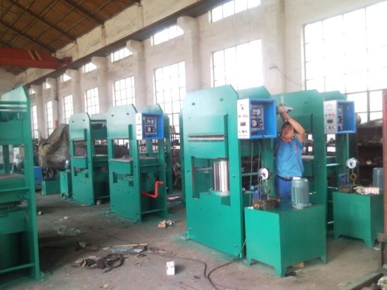 Auto Part Vulcanizing Press (Frame Type) pictures & photos
