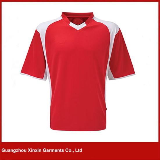 Sports T Shirt Designs | China New Design 100 Polyester Plain Sport V Neck T Shirt For Men