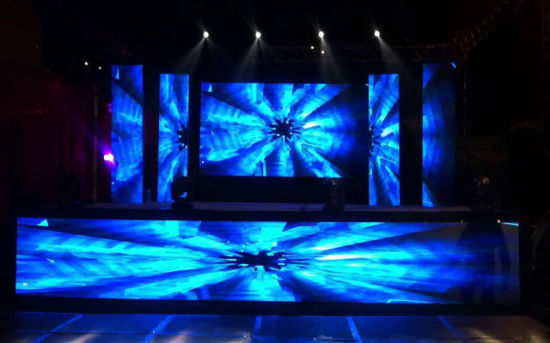 High Resolution Commercial Advertising LED Screen Indoor LED Display