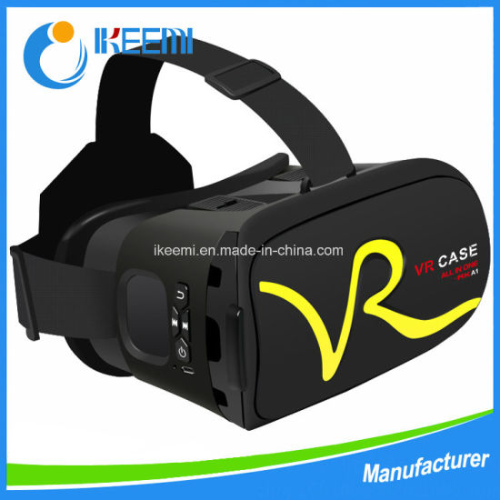 Vr Box 2.0 Upgrade Version All in One Vr Glasses Vr Case Rk-A1 with Touchpad Remote Control pictures & photos