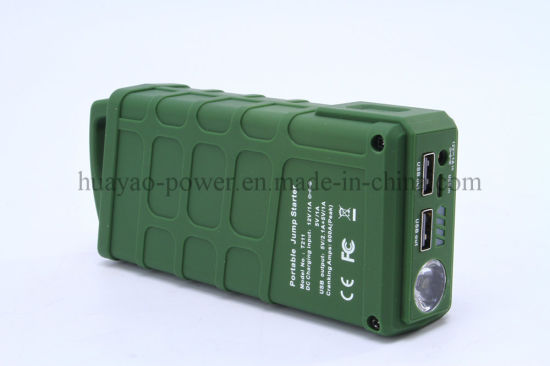 10000mAh Portable Power Bank Car Battery Jump Starter for Gasoline & Diesel pictures & photos