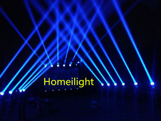 LED 4PCS 330W Light Beam of Moving Head Free Shipping pictures & photos