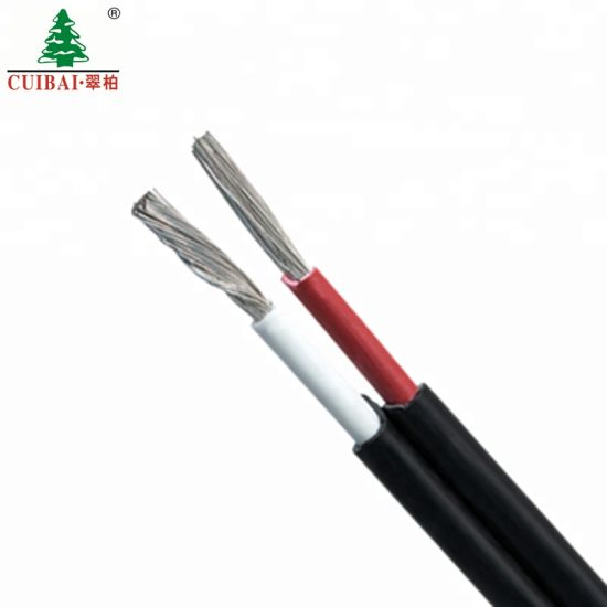 2.5mm/ 4mm/6mm/10mm AC/DC Copper Wire Solar PV Photovoltaic Cable