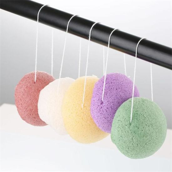 Eco-Friendly 100% Organic Konjac Sponge pictures & photos
