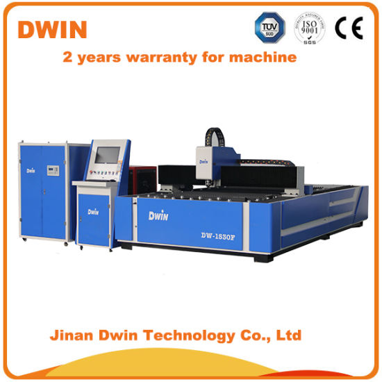 500W/1000W CNC 5mm Stainless Steel Metal Fiber Laser Cutting Machine pictures & photos