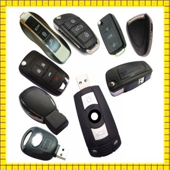Full Capacity Flash Drive Car Key (gc-671)