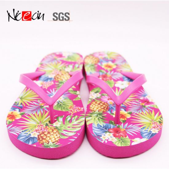 73efaefb2 China Summer Indoor Casual Woman Beach Beautiful Flip Flop - China ...