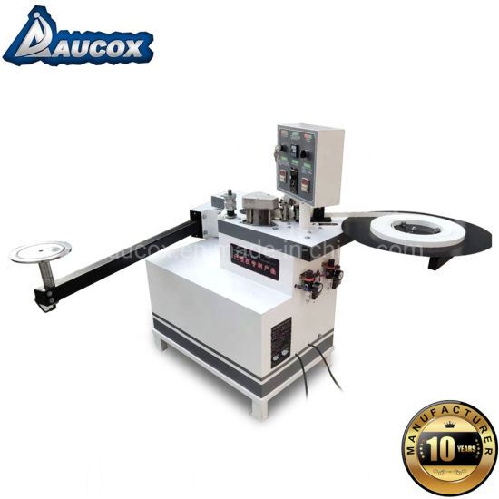 My98s Automatic Woodworking Machine MDF PVC Curved Edge Banding Machine