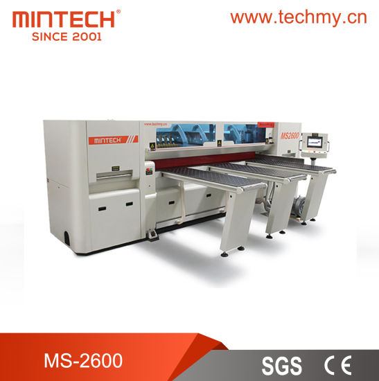 Woodworking Machinery CNC Beam Panel Saw with Computer Control for PMMA/Acrylic/PS/PC/Wood/Plastic/Aluminum Composite Panel
