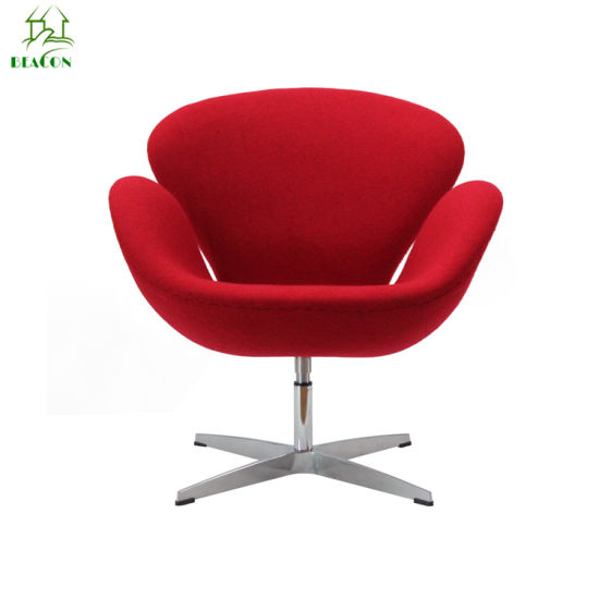 Pleasant Arne Jacobsen Swan Chair Replica With Swivel Function Bralicious Painted Fabric Chair Ideas Braliciousco