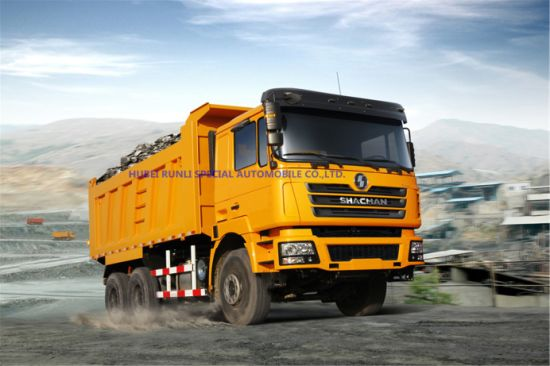 Hot Sale Shacman F3000 6X4 Dump Truck with Famous Cummins Engine 385HP