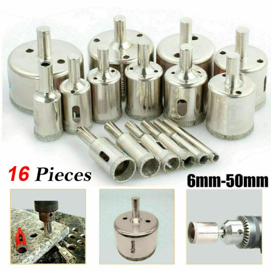 28mm Hole Saw Hole Cutter for Glass Ceramic Marble Tile Diamond Drill Bit