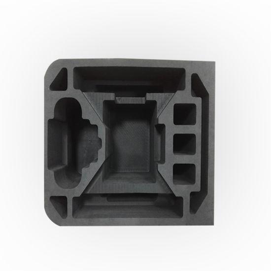 Custom Foam Inserts EVA Molded Package Foam CNC Cutting Packing