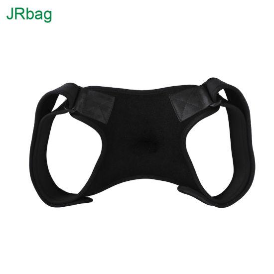 Magic Tape Adjustable Shoulder Support Body Brace Back Posture Corrector