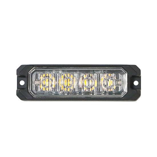 Wholesale 12V LED Emergency Front Grille Strobe Lights for Vehicle