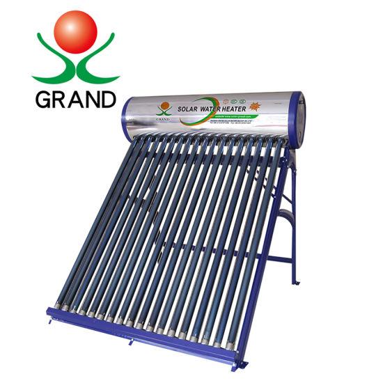 Sun Energy Pre Heated Solar Water Heater System Solar Hot Water Heater