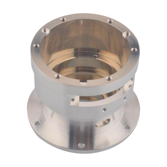 Custom CNC Machining Milling Drilled Anodized Aluminum Enclosures