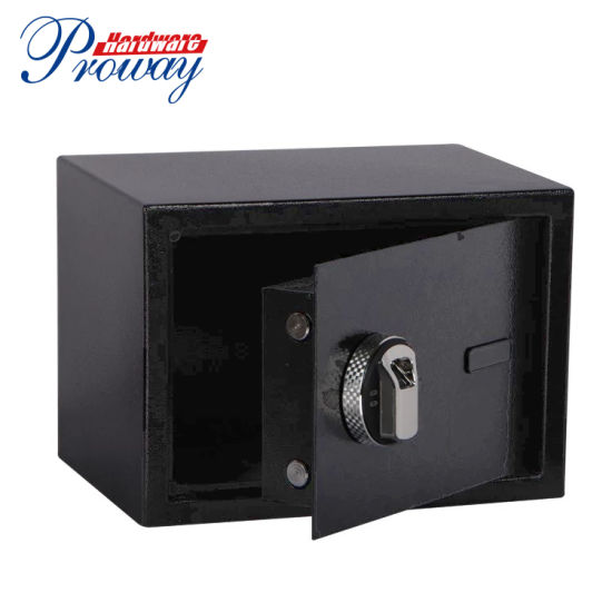 High Security Biometric Fingerprint Safe Box with Solid Steel Construction Heavy Duty for Home/Office/Hotel