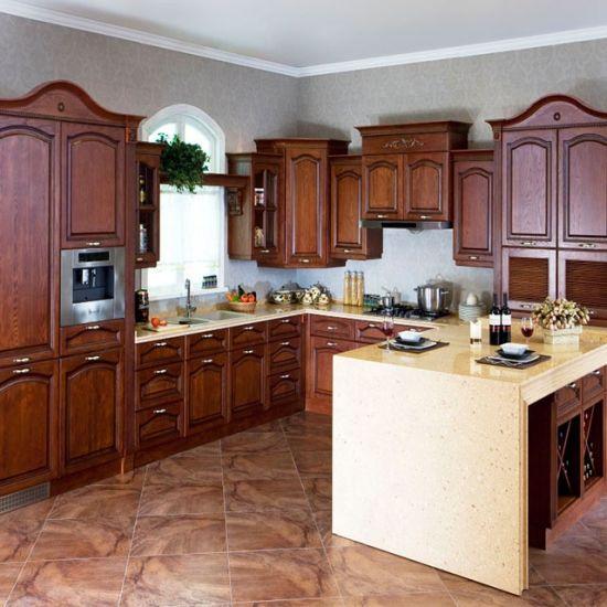 China 2019 Cabinext Customized Knock Down Modern Solid Wood Kitchen Cabinets China 60 Inch Kitchen Base Cabinet Jacksons Kitchen Cabinet