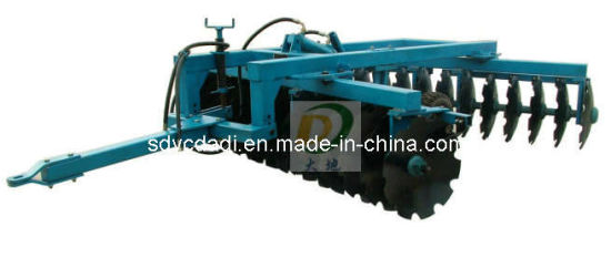 Heavy-Duty Disc Harrow (1BZ-3.4)
