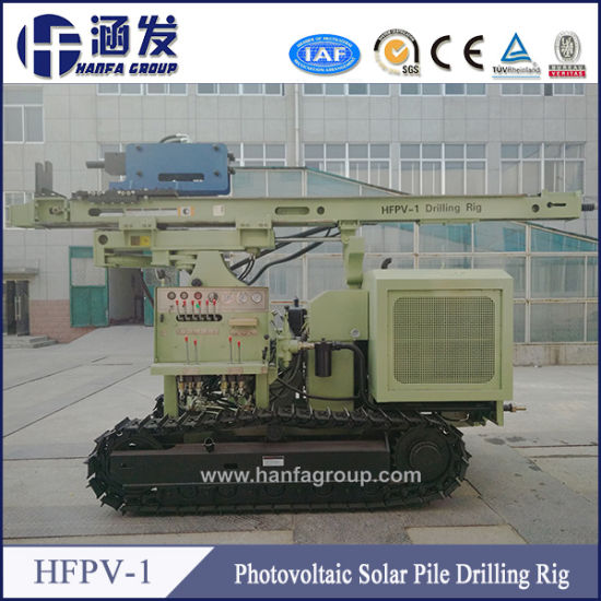 China Hot Sale in 2018, Hfpv-1 Pile Driving Equipment for