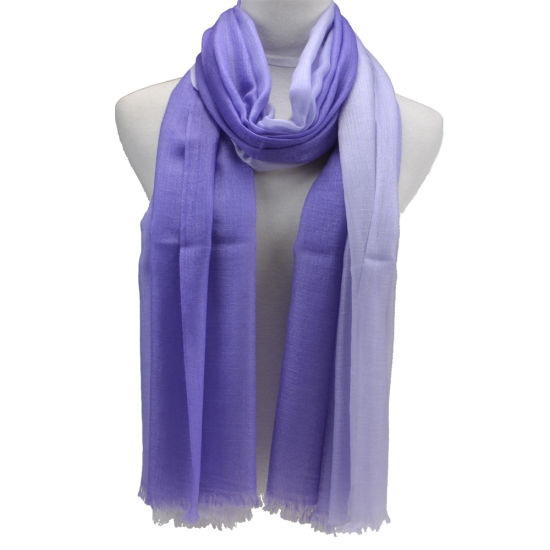 a7723273b8177 China New Fashion 100%Cashmere Dipped Dying Scarf - China Cashmere ...