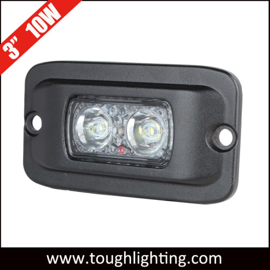 china dc 12v 24v 3 10w flush mount led back up lights china led