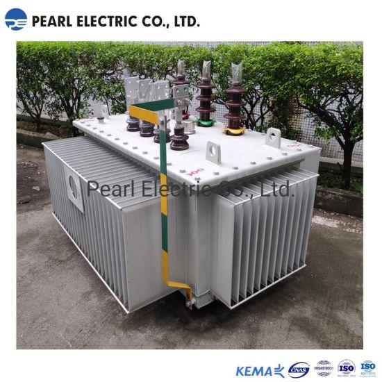 Peo-2000kVA 22kv Non Toxic Oil-Immersed Distribution Transformer