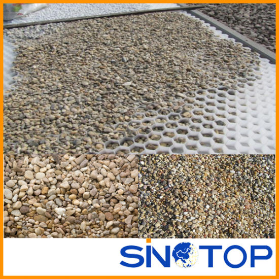 China polypropylene Stabilizer for Gravel Driveway