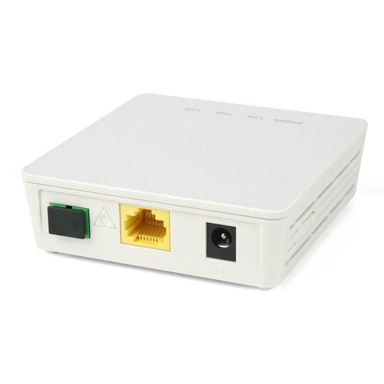 Hx-1ge Gpon ONU Ethernet Networks 10/100/1000 Mbps