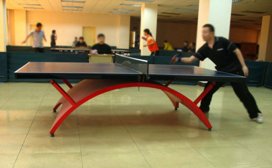 25mm Thickness International Standard Table Tennis Ping Pong Table Cheap  Price For Sale