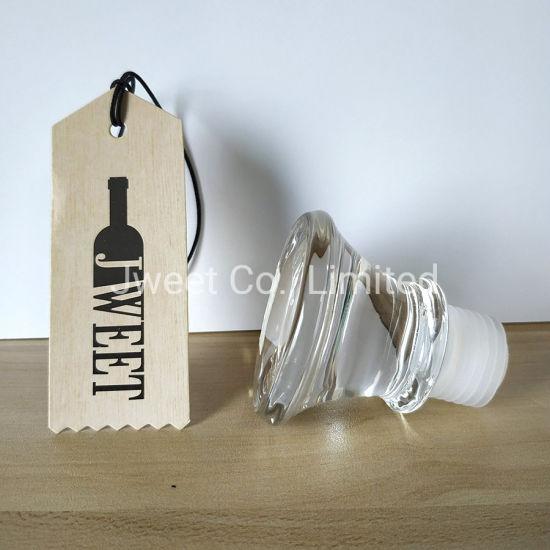 Tequila Bottle Glass Stopper Wholesale