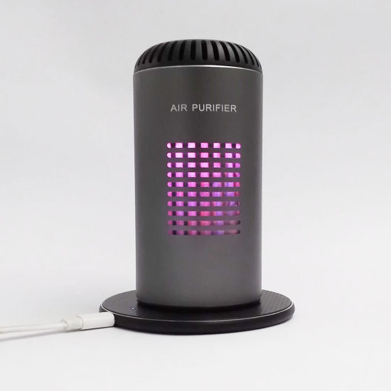 HEPA Filter Negative Ion Fresh Air UV Sterilization Air Purifier