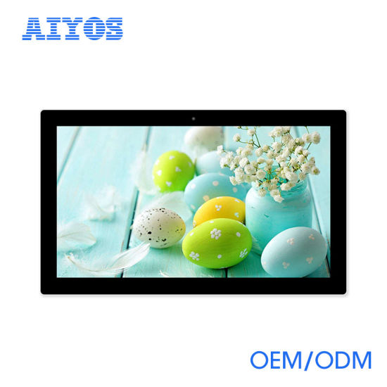 High Quality 1080P 1GB RAM and 8GB ROM 18.5 Inch All in One Tablet PC