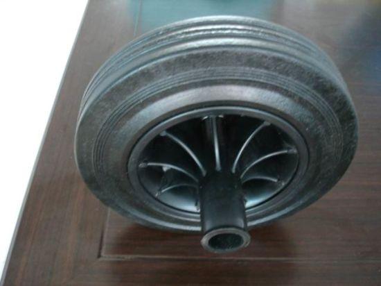 8inch Dustbin Solid Wheel
