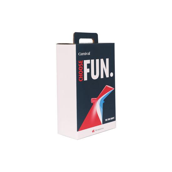 Wholesale Custom Made Shopping Paper Gift Bag