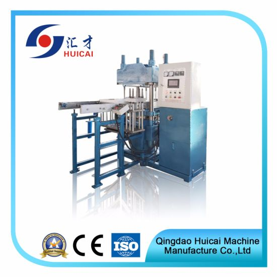 Rubber Bumper Processing Press Machine