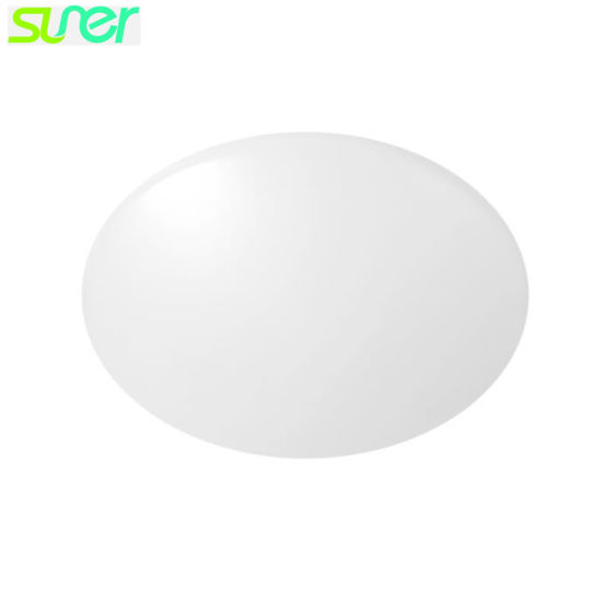 Round LED Ceiling Light with Built-in Microwave Radar Sensor 10W/12W 5000K