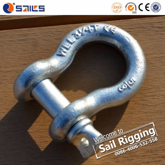 Forged Us Type Bow Shackle Shackle pictures & photos