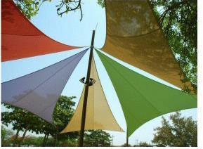 Outdoor Activity Material for Sun Light Stop Sail