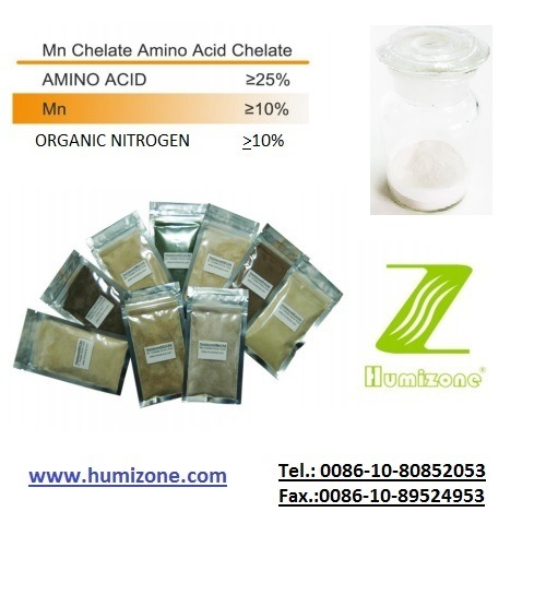 Humizone Mn Amino Acid Chelate (ACC-Mn-P) pictures & photos