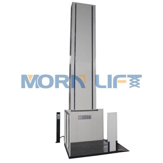 Portable Vertical Disabled Wheelchair Lift