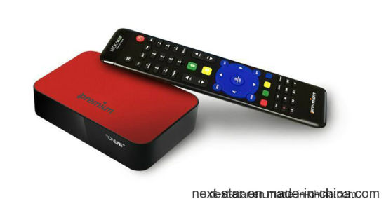TV Online+ TV Set Top Box with Changeable Wall Paper and Free Content pictures & photos