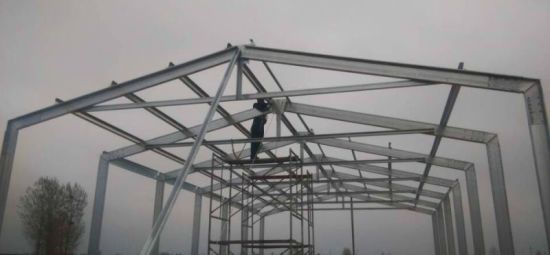 Easy Assemble Steel Structure Storage