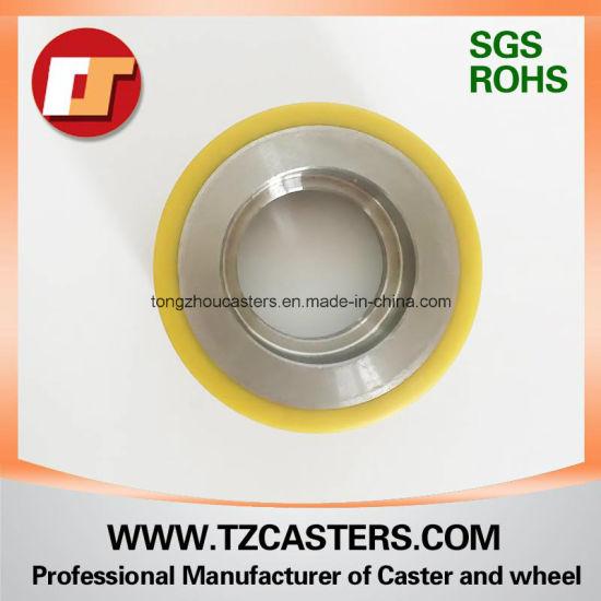 PU Wheel with Steel Center 80*30