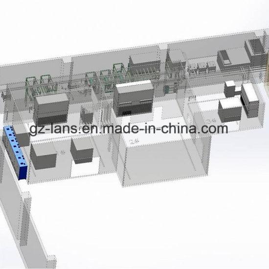 Multiple Room Psychrometric Testing Equipment