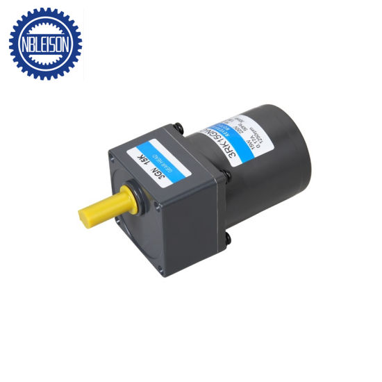 Small Ac Electric Gear Motors Reversible Motor With Gearbox Dia 70mm 15w Pictures Photos