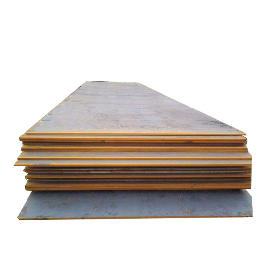 China Anti Corrosion S355j0wp Astm A588 Corten Steel Sheet Price