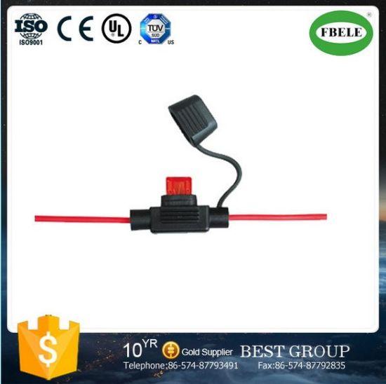 Plug-in Car Medium Fuse Holder